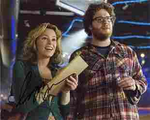 Seth Rogen / Elizabeth Banks ZAK & MIRI MAKE A PORNO In