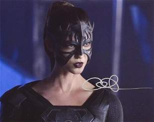 Odette Yustman SUPERGIRL In Person Signed Photo #1