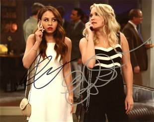 Emily Osment / Aimee Carrero YOUNG AND HUNGRY In Person