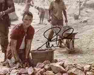 Daniel Wu TOMB RAIDER In Person Signed Photo