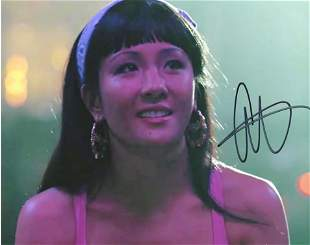 Constance Wu HUSTLERS In Person Signed Photo