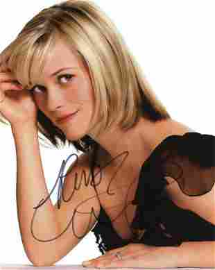 Reese Witherspoon PRETTY In Person Signed Photo