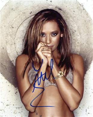 Melanie Brown SEXY In Person Signed Photo