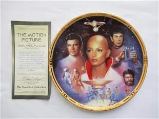 1985 Star Trek: The Movies Collection (The Hamilton