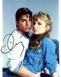Tom Cruise / Rebecca De Mornay RISKY BUSINESS In Person