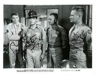 Burt Lancaster / John Dennis FROM HERE TO ETERNITY