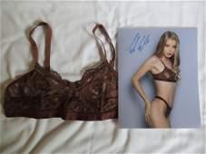 Tabitha Elm PLAYBOY CYBER GIRL w/ Lingerie IP Signed