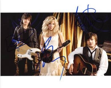 Kimberly - Reid and Neil Perry BAND PERRY In Person