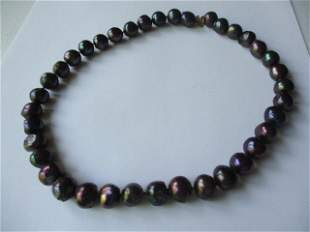 """Pearl Baroque 18"""" Necklace"""