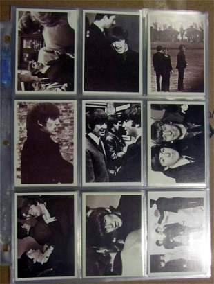 1964 Topps Beatles Hard Days Night Complete set