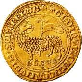 1340 Charles IV France Gold Coin