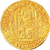 1346 Philippe VI France Gold Coin