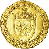 1475/AD Charles VIII France Gold Coin