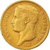 1812 Napoleon France Gold Coin