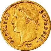 1808 Napoleon France Gold Coin