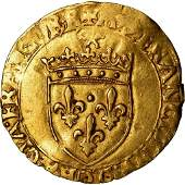 1530 Francois Ler France Gold Coin