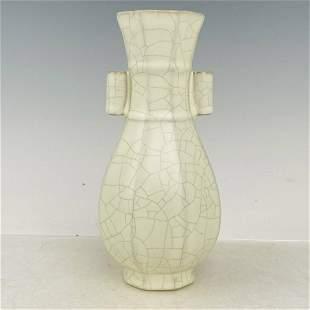 chinese ding white porcelain vase