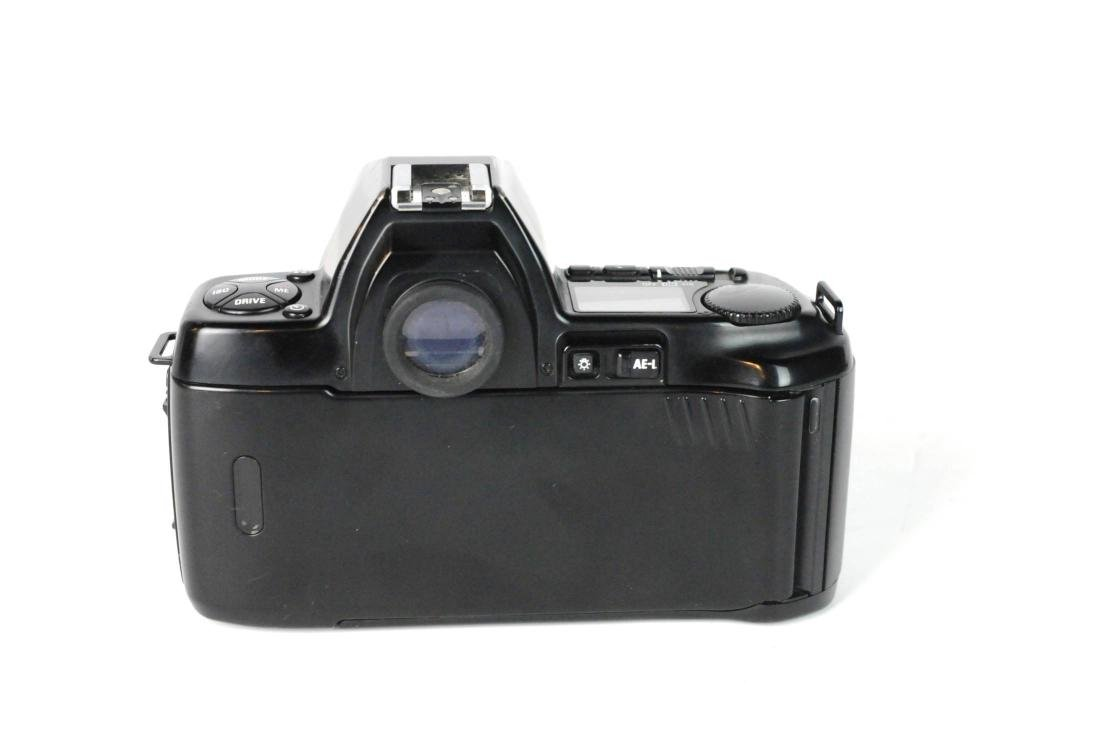 Nikon N8008s 35mm SLR Film Camera Body Only - 4