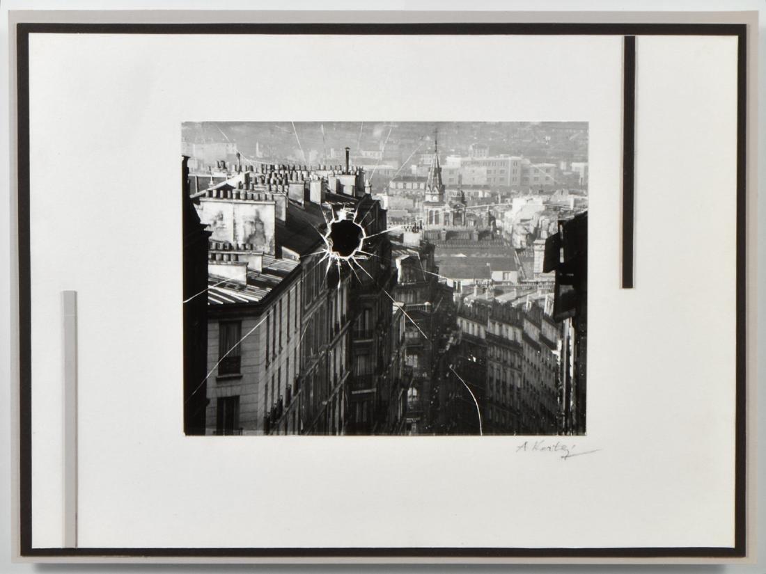 Andre Kertesz 'Broken Window' Paris 1929 Print - 2