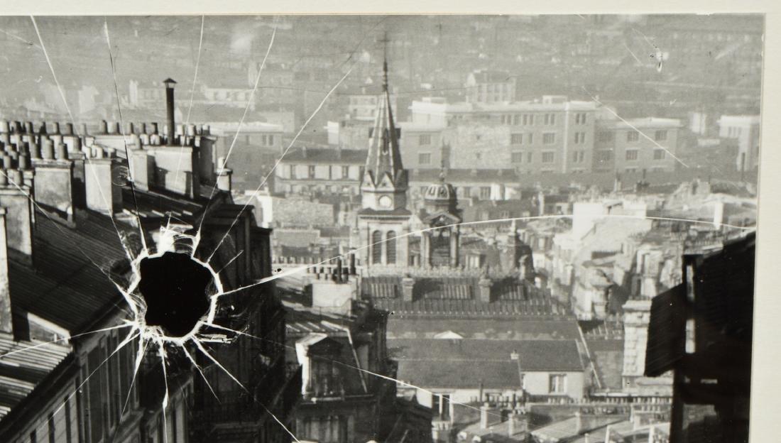 Andre Kertesz 'Broken Window' Paris 1929 Print - 3
