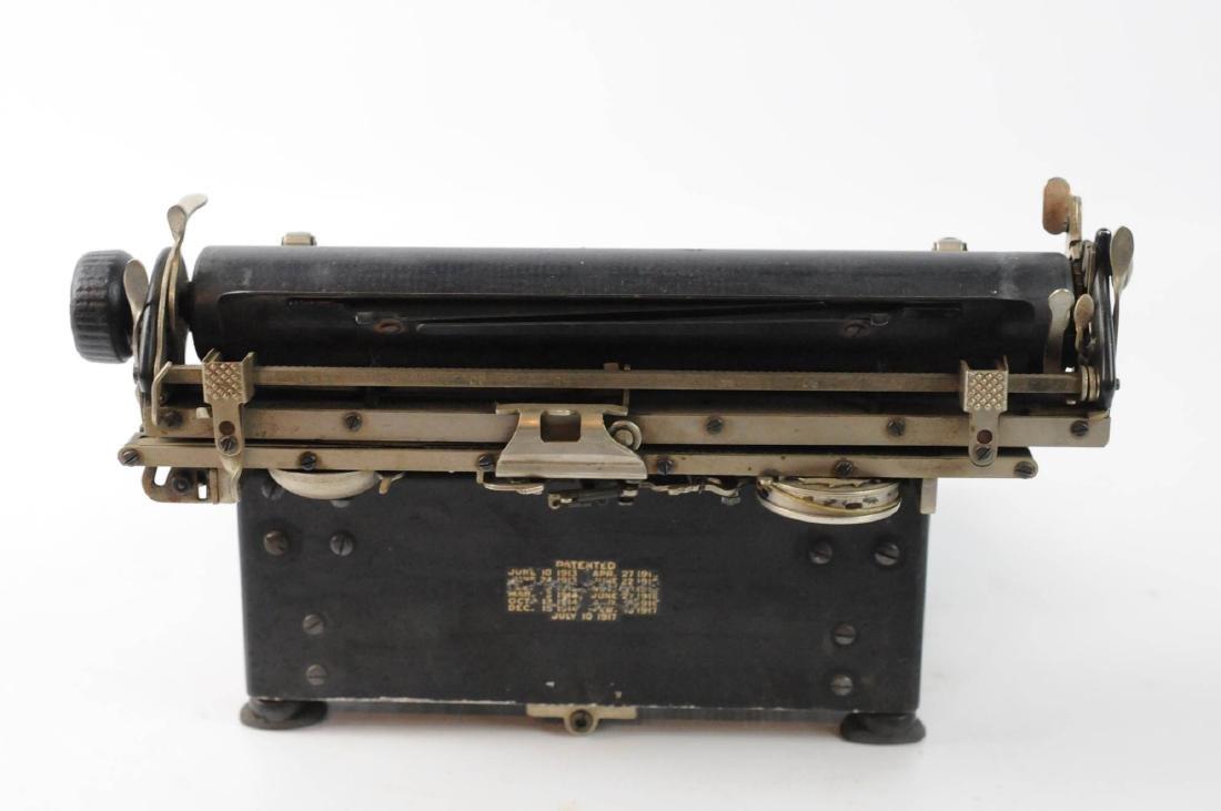 Antique 1917 Corona Foldable Portable Typewriter - 4