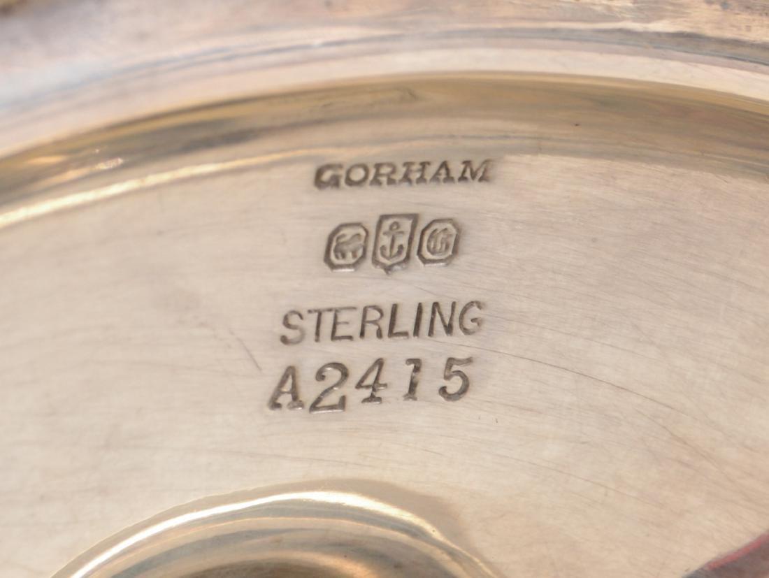 Gorham Sterling Silver Coffee & Tea Set - 5