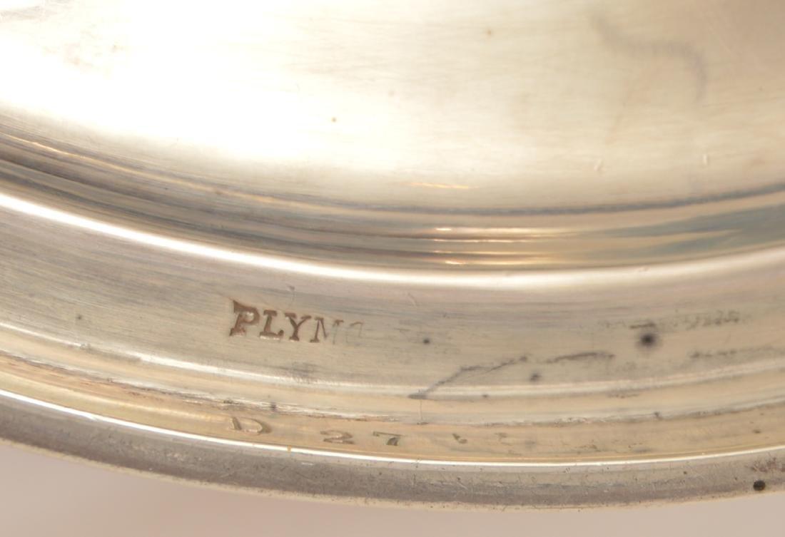 Gorham Sterling Silver Coffee & Tea Set - 6