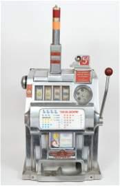 Vintage Harrah's 4 Reel Slot Machine