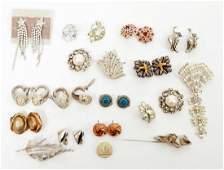 18 Pcs. Vintage Jewelry Assortment