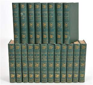 Makers Of History Pyrrhus Complete 20 Volume Set