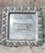 Judaica, Passover Matzah plate Made in Israel