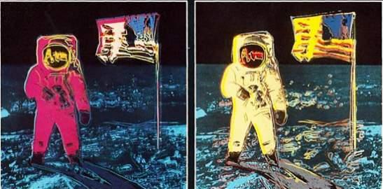 Warhol, Andy   MOONWALK 1987,  IIB,404 -IIB,405