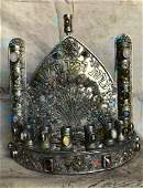 Judaica Menorah. Persian jews one of a kind very