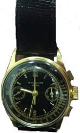 Extremely rare Patek Philippe Calatrava Chronograph 130