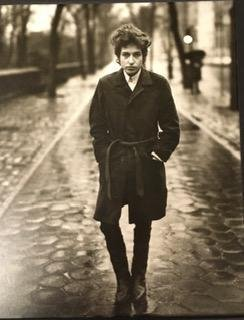 Richard Avedon, Bob Dylan, Central Park, NY, Feb 10,