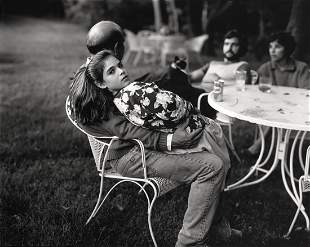 SALLY MANN, Gelatin silver print from At Twelve Signed