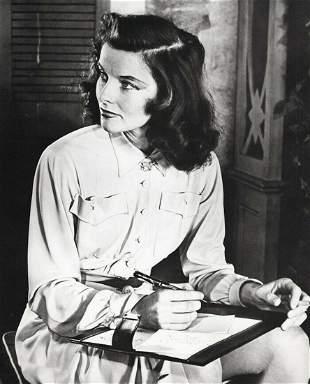 Alfred Eisenstaedt, 1940 Katharine Hepburn
