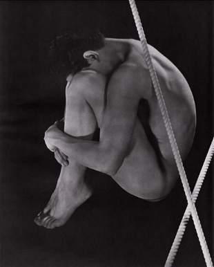 GEORGE PLATT LYNES, 1933 Male model