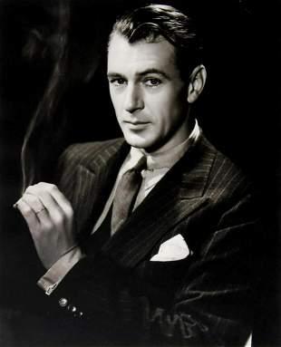 GEORGE HURRELL - Gary Cooper - 1937