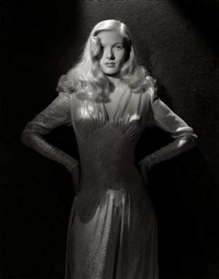GEORGE HURRELL - Veronica Lake - 1943