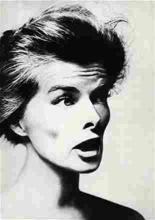 RICHARD AVEDON, Katharine Hepburn - 1955