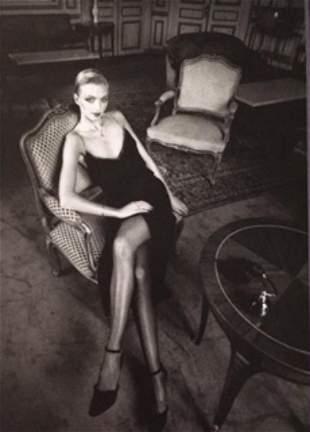 Jeanloup Sieff, Fashion photo Paris 1978