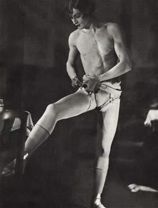 MAN RAY, Impersonator BARBETTE  Photo Gravure 1926