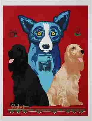 George Rodrigue - George