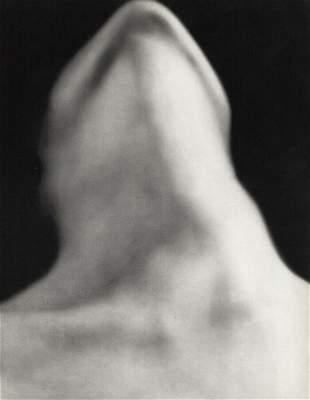 MAN RAY, LEE MILLER Neck 1929 Photo Gravure