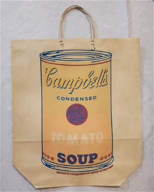 ANDY WARHOL, Campbell