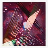 James Rosenquist The Persistence of Electrons in Space