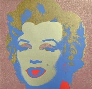 Andy Warhol Marilyn Monroe 1967 FS-26 silkscreen