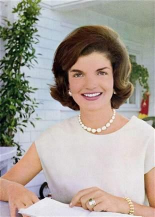 ALFRED EISENSTAEDT, 1966 Jacqueline Kennedy
