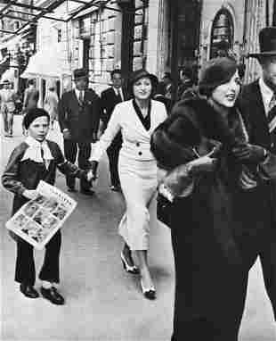 ALFRED EISENSTAEDT, Rome BOY & MOTHER Italy, 1933